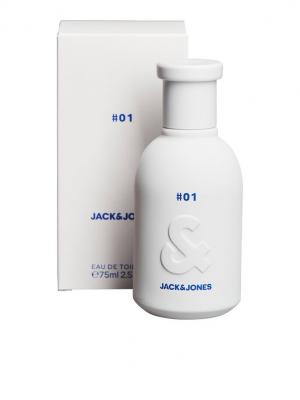 JAC#01 WHITE JJ FRAGRANCE 75 M logo