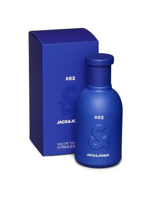 JAC#02 BLUE JJ FRAGRANCE 75 ML logo