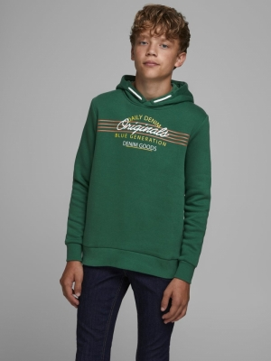 JORTONNI SWEAT HOOD JR logo