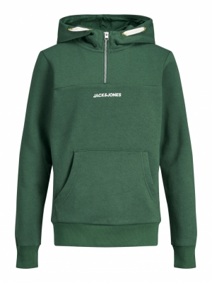 JORRATIC  SWEAT HALF ZIP HOOD logo