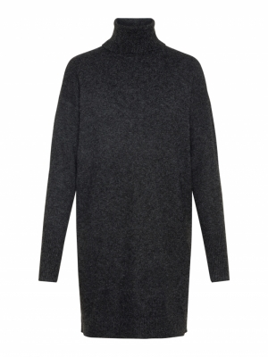 VMBRILLIANT LS ROLLNECK DRESS logo