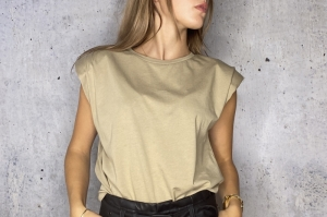 ONLPERNILLE SHOULDER T-SHIRT J logo