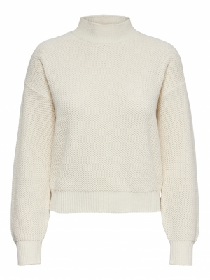 ONLCOYA L-S STRUCTURE PULLOVER logo