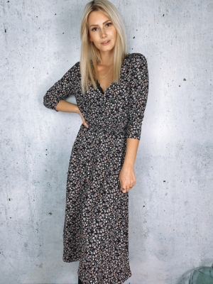 ONLZILLE NAYA 3-4 LONG DRESS J logo