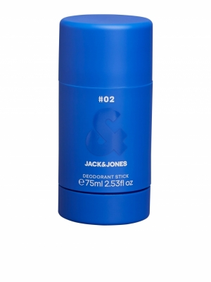 JAC#02 BLUE JJ DEO STICK 75 ML logo