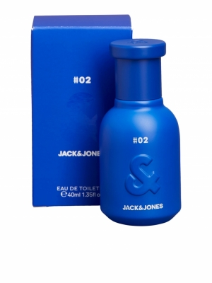 JAC#02 BLUE JJ FRAGRANCE 40 ML logo