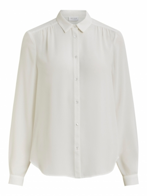 VILUCY BUTTON L-S SHIRT - NOOS logo