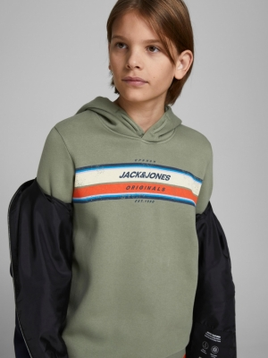 JORTYLERS SWEAT HOOD NOOS JR logo